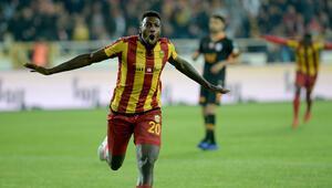 Yeni Malatyaspor ligde, sahasında Galatasaraya geçit vermedi