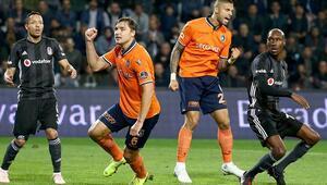 Başakşehir, son 17 resmi maçta Beşiktaşa sadece 3 kez kaybetti