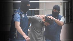 DEAŞın infazcısı adliyeye sevk edildi