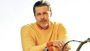 Hollywood'un son gerçek starı Brad Pitt Bir film yıldızı bedenine hapsedilmiş karakter aktörü