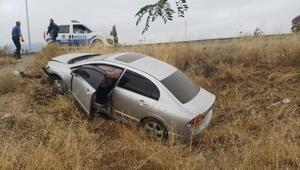 Konyada 2 ayrı kazada 4 kişi yaralandı.