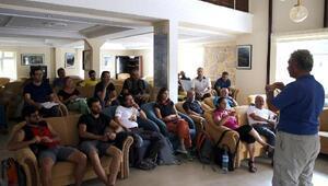 Çamardıda antrenör semineri tamamlandı
