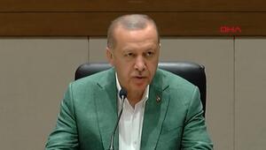 Son dakika... Cumhurbaşkanı Erdoğandan Amerika ziyareti öncesi önemli açıklamalar