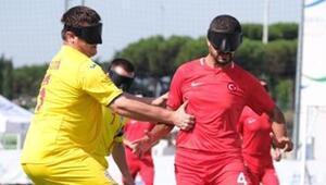 Görme Engelli Milli Takımımız yarı finalde Rakip Fransa...