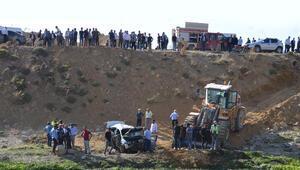 Yüksekovada taziye yolunda kaza: 2 ölü, 3 yaralı