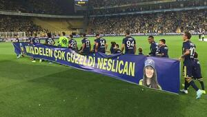 Fenerbahçe Neslican Tayı unutmadı