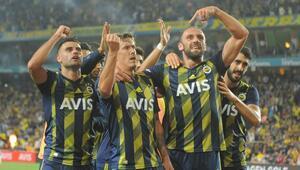 Fenerbahçe - Ankaragücü: 2-1