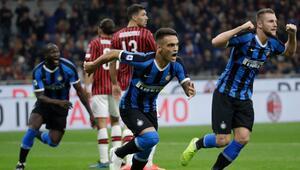 Milano derbisinde iki gol sesi
