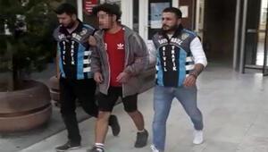 İstanbul'da motosikletle trafikte terör estiren magandalar yakalandı