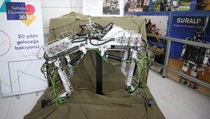 Dört bacaklı kangal robot görücüye çıktı