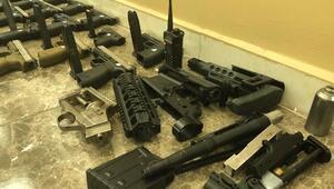 Silah imal edençeteye operasyon