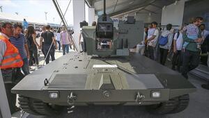 Uzaktan Kumandalı Araç Platformu, yeni tasarımıyla dikkatleri üzerine çekti