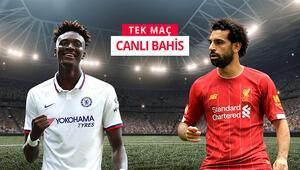 Premier Ligde haftanın kapışması TEK MAÇ, CANLI İDDAA, CAZİP ORANLAR...
