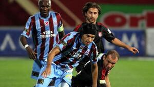 Trabzonspor, Sivasspora farklı 2010-11 sezonunda 6-1...