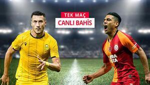 Galatasaray, Malatya deplasmanında iddaada galibiyetlerine...