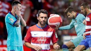 Messi'yi şoke ettiler! Soldado, İsmail Köybaşı...