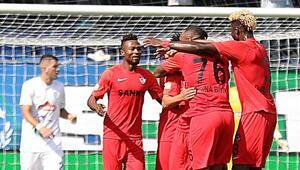 Çaykur Rizespor - Gazişehir Gaziantep: 1-2
