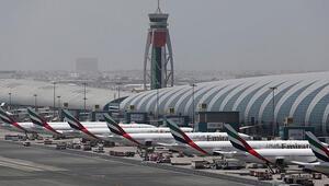 Son dakika... Dubai Havalimanında şüpheli İHA hareketliliği: Uçaklar geri çevrildi