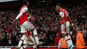 Arsenalden müthiş geri dönüş