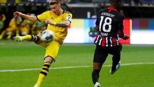 Borussia Dortmunda ağır çelme