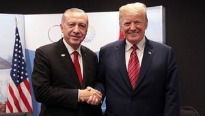 Son dakika Cumhurbaşkanı Erdoğan, Trump ile telefonda görüştü