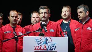 TEKNOFEST İstanbul, kendi rekorunu kırarak sona erdi