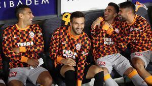 Galatasarayın 35 milyon euroluk yedek kulübesi