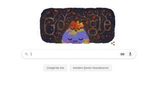 Googledan 23 Eylül Sonbahar Ekinoksuna özel doodle Sonbahar Ekinoksu nedir