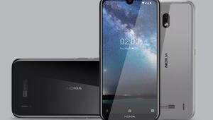 Nokia 2.2 Türkiyede satışa sunuldu İşte özellikleri ve fiyatı