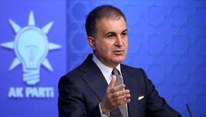 AK Parti Sözcüsü Çelikten CHPnin IMF ile görüşmesine tepki
