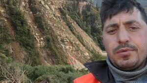 Kablo makarasının çarpmasıyla uçurumdan düşen 2 işçi hayatını kaybetti