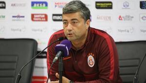 Derbide böyle bir Galatasaray izlettirmeyeceğiz