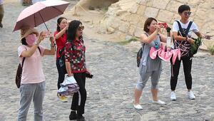 Uzak Doğulu turistin Türkiyeye ilgisi artıyor