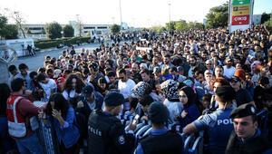 TEKNOFESTte yaklaşık 1.000 polis görev aldı