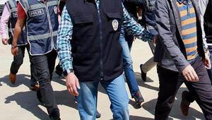 Kilis merkezli FETÖ operasyonu Çok sayıda gözaltı var…