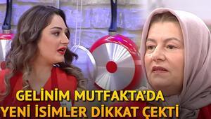 Gelinim Mutfakta Pınar ve Emine Kaynana kimdir