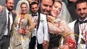 Aylin Coşkun düğününde ne kadar takı takıldığını açıkladı