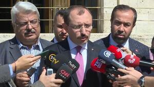 AK Parti Grup Başkanvekili Mehmet Muş: IMF ve CHPnin gizli görüştüğü ortaya çıktı