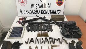 Muş'ta PKK'lı 3 terörist etkisiz hale getirildi