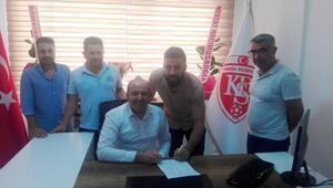 Kumluca Belediyespordan transfer