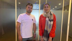 İranlı Milli Voleybolcu Mona Ashofteh, Elbistansporda