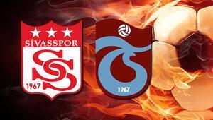 Sivasspor Trabzonspor maçı ne zaman saat kaçta ve hangi kanalda