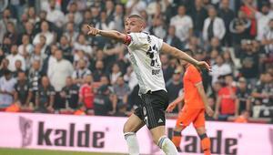 Beşiktaş 1 puanı Burak Yılmazla kurtardı