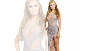 Paris Hilton'a miras şoku