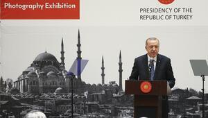 Ara Güler Fotoğraf Sergisi 4. durağı New Yorkta... Erdoğan açılışını yaptı