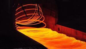 4140 kalite çelik kangal üretimi gerçekleştirdi