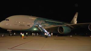 Thomas Cookla birlikte bir ilk gerçekleşti A380 Türkiyeye ticari uçuş yaptı