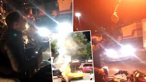Polis peşlerine düştü... İstanbulda dehşete düşüren görüntüler