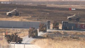 Turkey, US hold second ground patrol in safe zone area