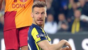 Fenerbahçede değişim Serdar Aziz...
